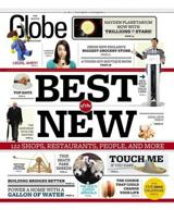 Best of the New - Boston Globe