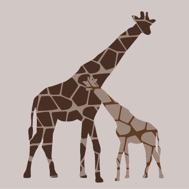 Wall Art U003e Giraffe. View Larger Image