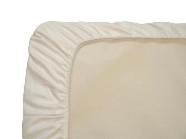 Baby Koo Organic Fitted Waterproof Mattress Pad