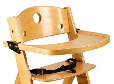 Baby Koo Height Right High Chair With Infant Insert Amp Tray