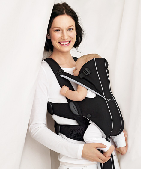 0d5bcb40b74 Baby Koo - Baby Bjorn Miracle Baby Carrier in Cotton