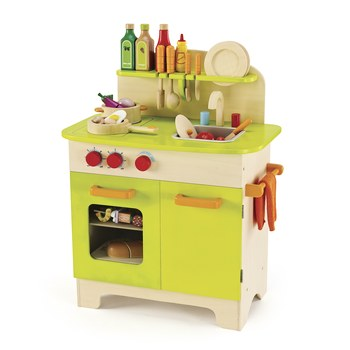 Baby Koo Gourmet Chef Kitchen For Kids