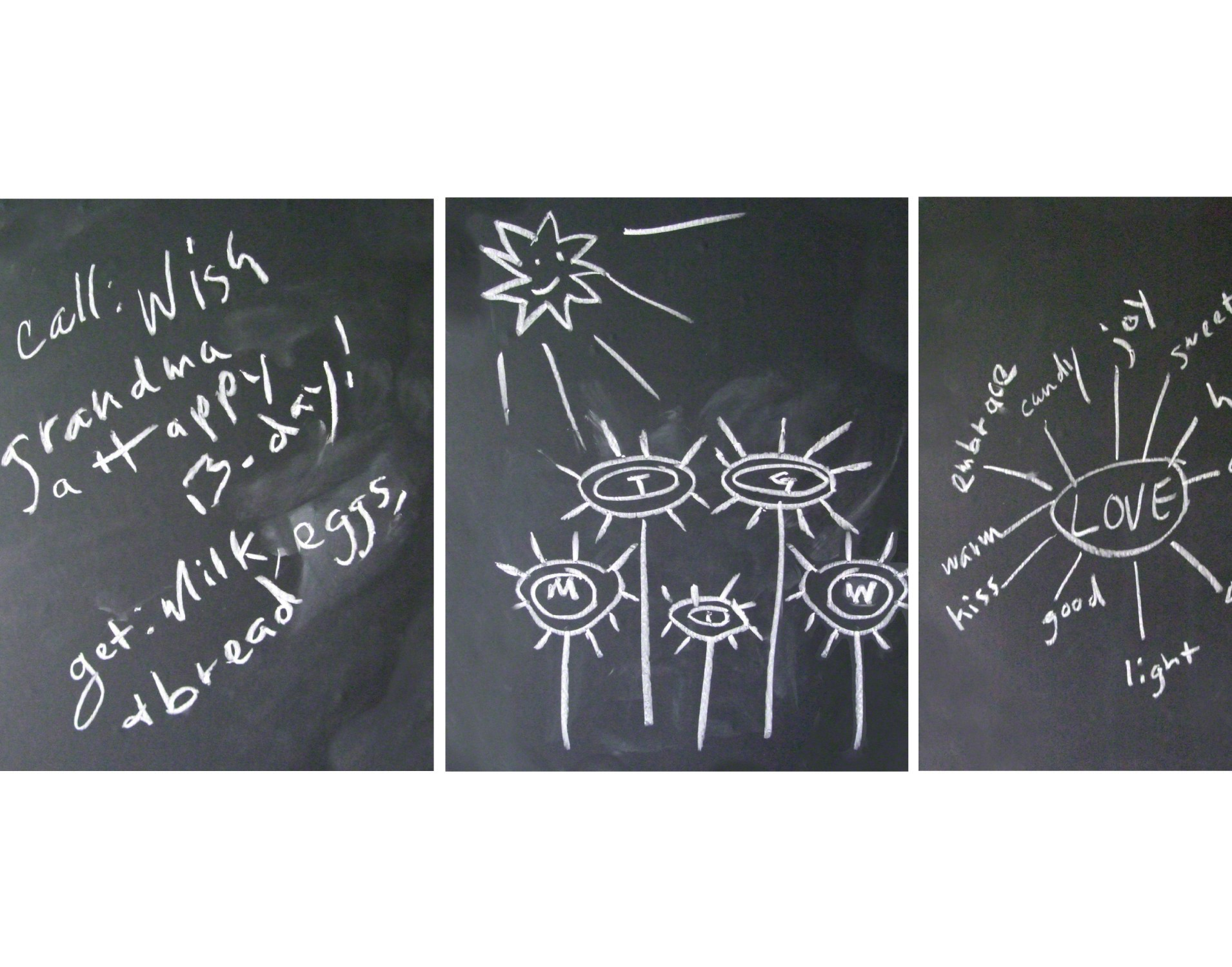 View larger image  sc 1 st  Baby Koo & Baby Koo - Mini Chalkboard Wall Decals by Wall Candy Arts