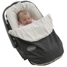 JJ Cole Bundle Me Original for car seats and strollers