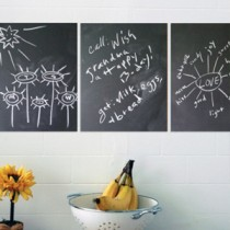 View larger image & Baby Koo - Mini Chalkboard Wall Decals by Wall Candy Arts