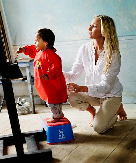 80fdf67f23d Baby Koo - Baby Bjorn Step Stool for Kids