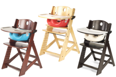 baby koo height right high chair with infant insert tray. Black Bedroom Furniture Sets. Home Design Ideas