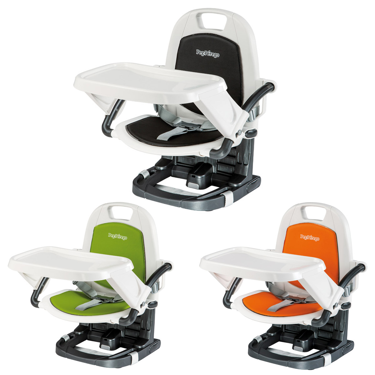 Baby Koo - Rialto Feeding Chair by Peg Perego