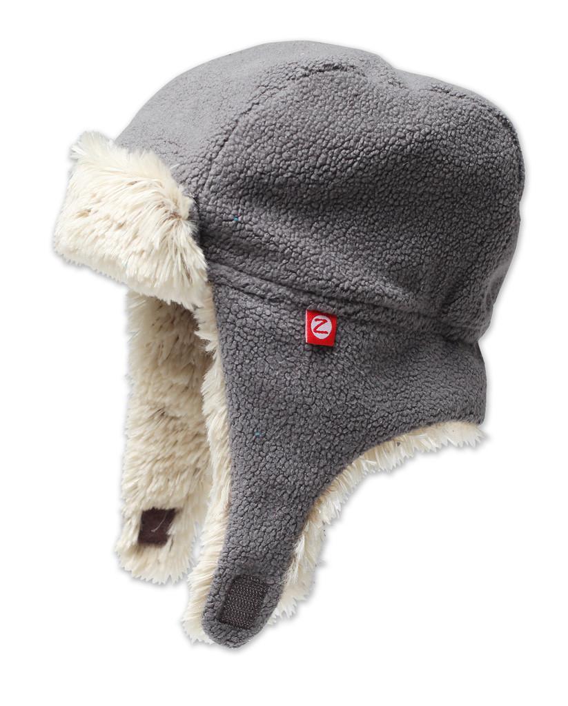 Baby Koo - Zutano Cozie Shaggy Fleece Hat 4a6cedc39327