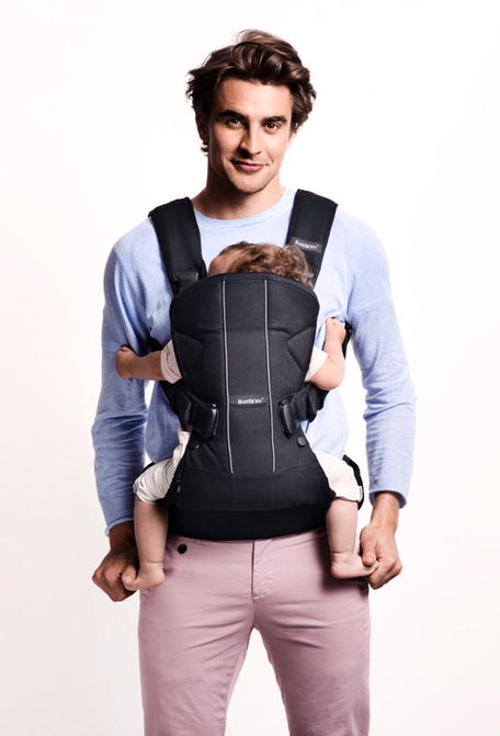 b5a4c213942 Baby Koo - One Baby Carrier by Baby Bjorn