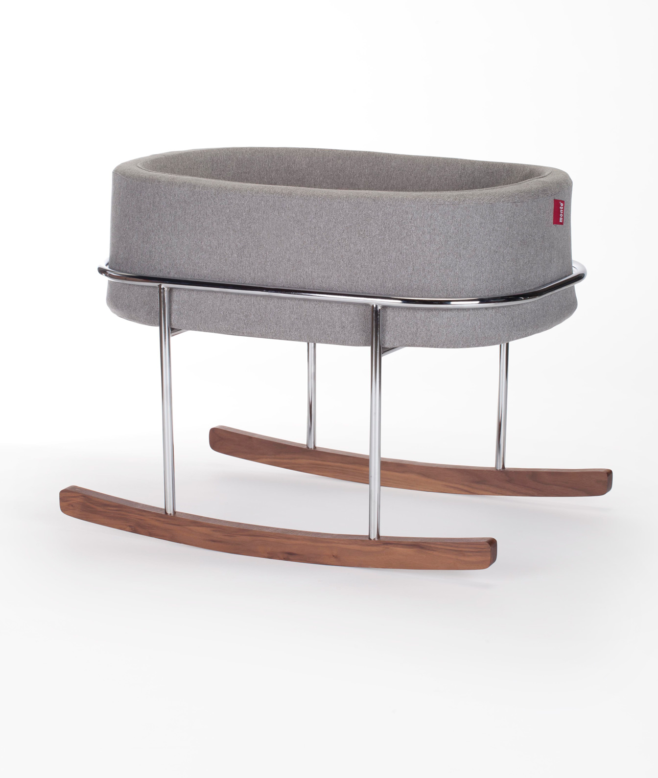baby koo  rockwell modern bassinet by monte - view larger image