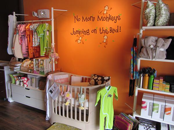 natural organic and funky baby clothes gift and more